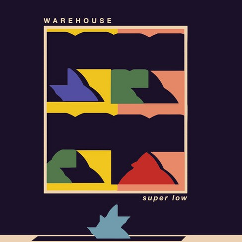 Warehouse - Super Low (CD) - image 1 of 1