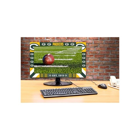 NFL Green Bay Packers Monitor Frame - image 1 of 1