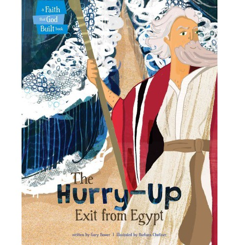 Hurry-Up Exit from Egypt (Hardcover) (Gary Bower) - image 1 of 1