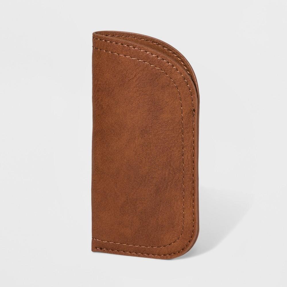 Women's Slip Sunglass Case - Universal Thread Brown