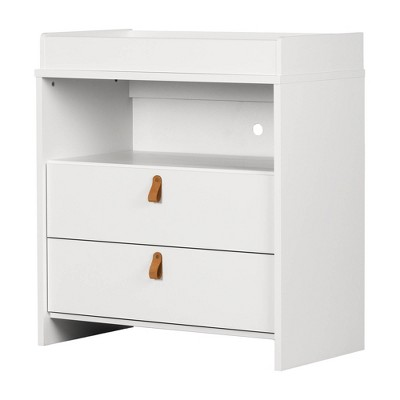 Balka Changing Table - Pure White - South Shore