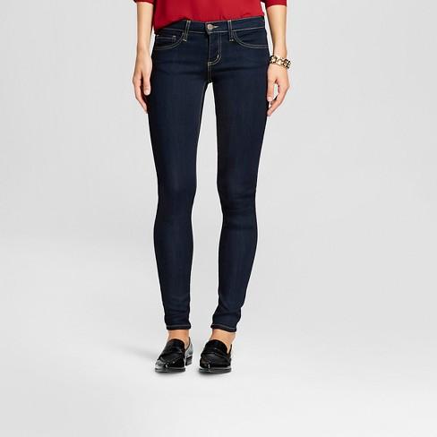 b1f88e41581 Women s Mid Rise Skinny Jeans - Vervet By Flying Monkey 24   Target