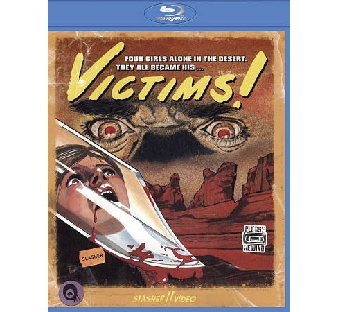 Victims (Blu-ray) - image 1 of 1
