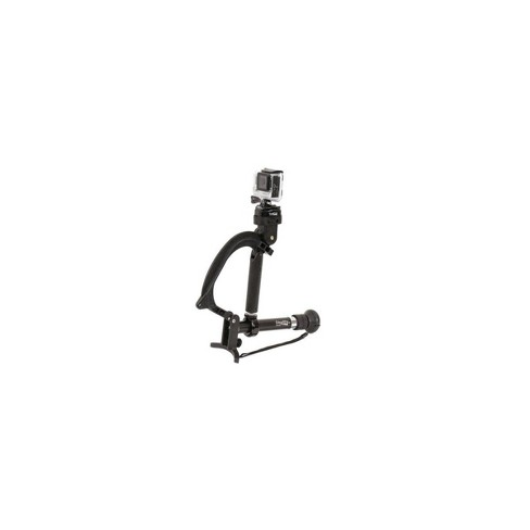 VariZoom StealthyGo Multi-Use Support & Stabilizer for GoPro/Small Camera, 2lbs Capacity, Black - image 1 of 4