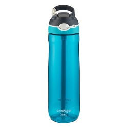 Contigo 24oz Autospout Ashland Straw Water Bottle