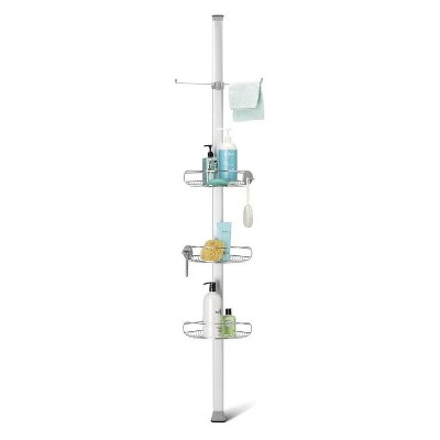 Tension Shower Caddy Silver - Simplehuman