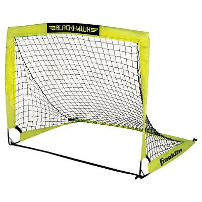 Franklin Sports Blackhawk 4'x3' Pop-Up Soccer Goal