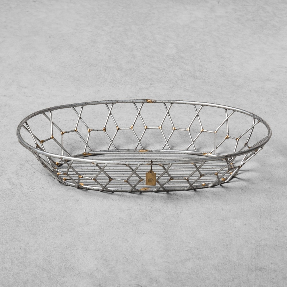 Metal Wire Food Basket - Hearth & Hand with Magnolia