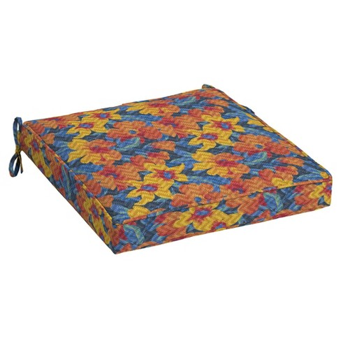 DriWeave Disco Floral Outdoor Seat Cushion - Arden - image 1 of 2