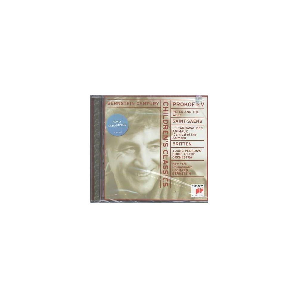 Bernstein - Childrens Classics:Peter & The Wolf (CD) Bernstein - Childrens Classics:Peter & The Wolf (CD)