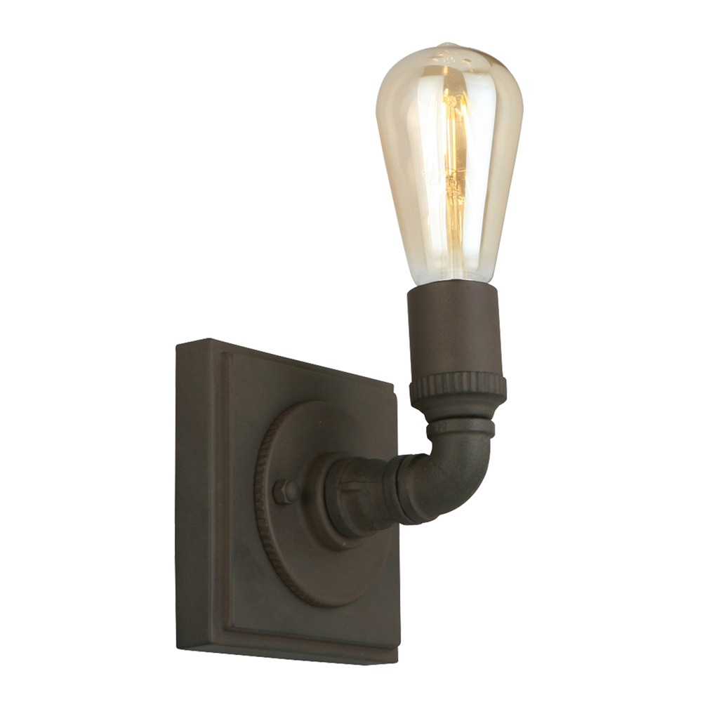 Image of Wymer 1 Light Sconce Bronze Dark Brown - EGLO