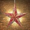 NFL San Francisco 49ers Star Lantern - image 2 of 2