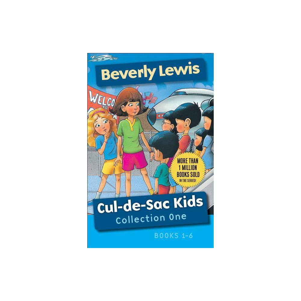 Cul De Sac Kids Collection One Cul De Sac Kids By Beverly Lewis Paperback