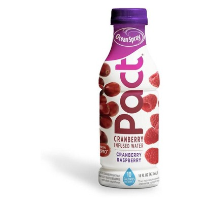 Fruit Juice: Ocean Spray Pact