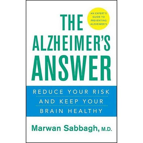 The Alzheimer's Answer - by  Marwan Sabbagh (Paperback) - image 1 of 1