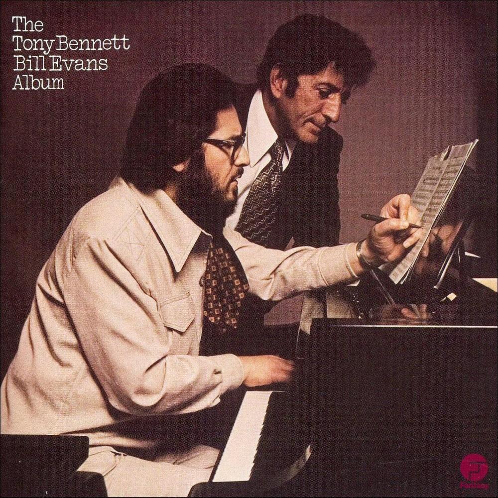 Tony Bennett - Tony Bennett & Bill Evans Album (CD)