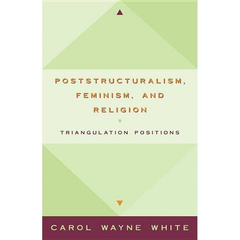 Postculturalism, Feminism, and Religion - by  Carol Wayne White (Hardcover) - image 1 of 1