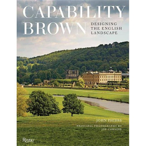 Capability Brown - by  John Phibbs (Hardcover) - image 1 of 1