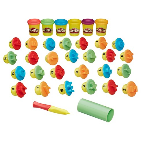 Play Doh Shape And Learn Letters And Language : Target