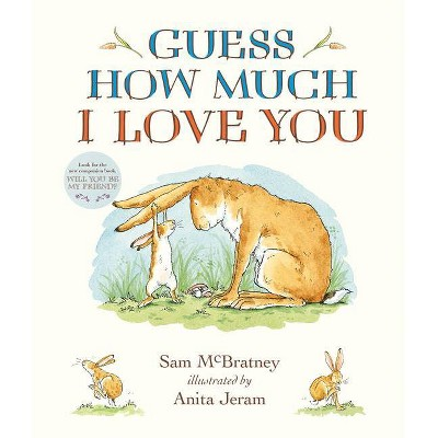 Guess How Much I Love You - by Sam McBratney (Padded Board Book)