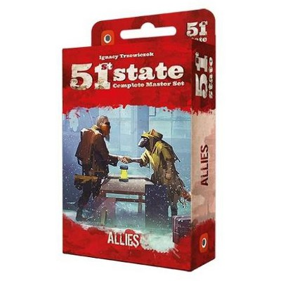 Allies Expansion Board Game