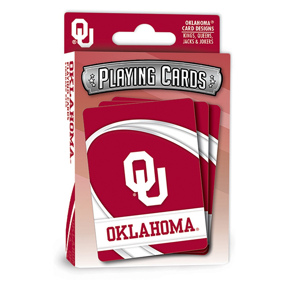 Oklahoma Sooners Standard Playing Cards