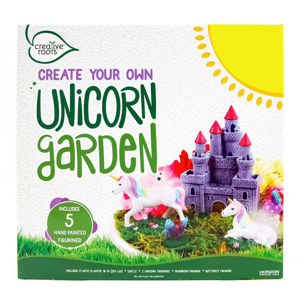 Image of Creative Roots Create Your Own Unicorn Garden