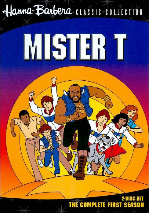 Mister t:Complete first season (DVD) - image 1 of 1
