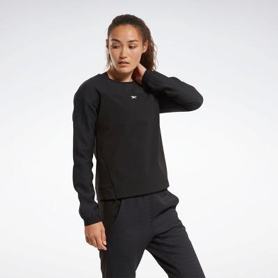 Reebok Thermowarm DeltaPeak Crew Sweatshirt Womens
