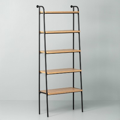 Wood & Wire Ladder Bookshelf - Hearth & Hand™ with Magnolia