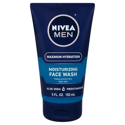 Nivea Men 5oz Maximum Hydration Face Wash by Nivea