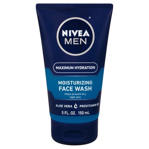 Nivea Men 5oz maximum hydration face wash - image 1 of 4