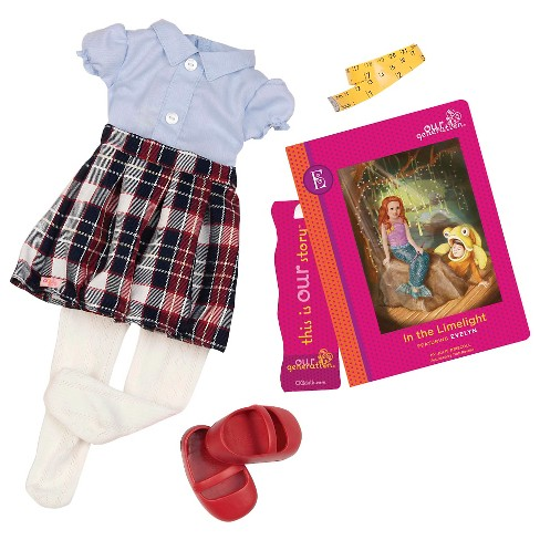 Our Generation® Read and Play Set - Evelyn™ - image 1 of 2