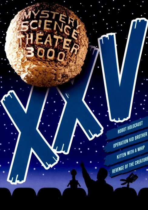 Mystery science theater 3000:Vxxv (DVD) - image 1 of 1