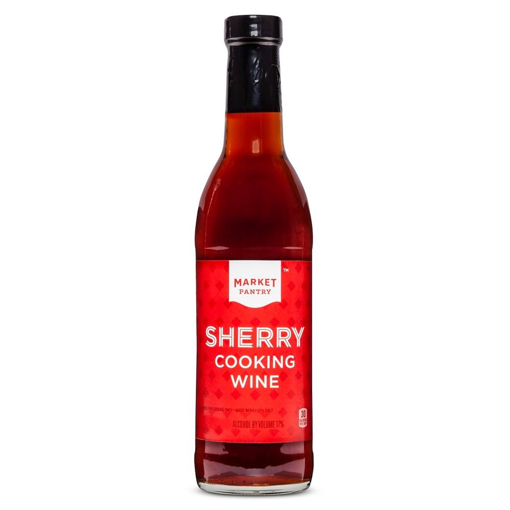 Sherry Cooking Wine - 12.7oz - Market Pantry