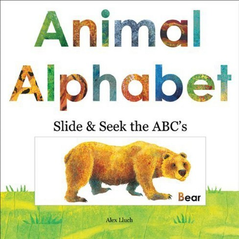 Animal Alphabet (Board) by Alex Lluch - image 1 of 1