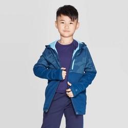 Boys' Premium Tech Fleece Full Zip Hoodie - C9 Champion®
