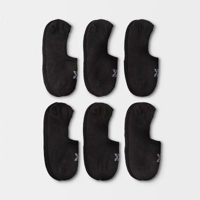 Women's Extended Size Lightweight 6pk Liner Athletic Socks - All in Motion™ - 8-12