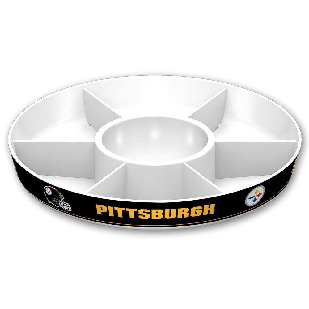 NFL Pittsburgh Steelers Party Platter