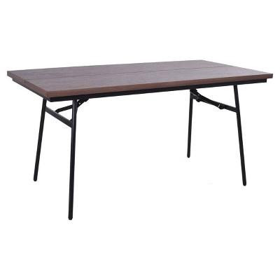 c8dfd67bdda Folding Table Black - Room Essentials™