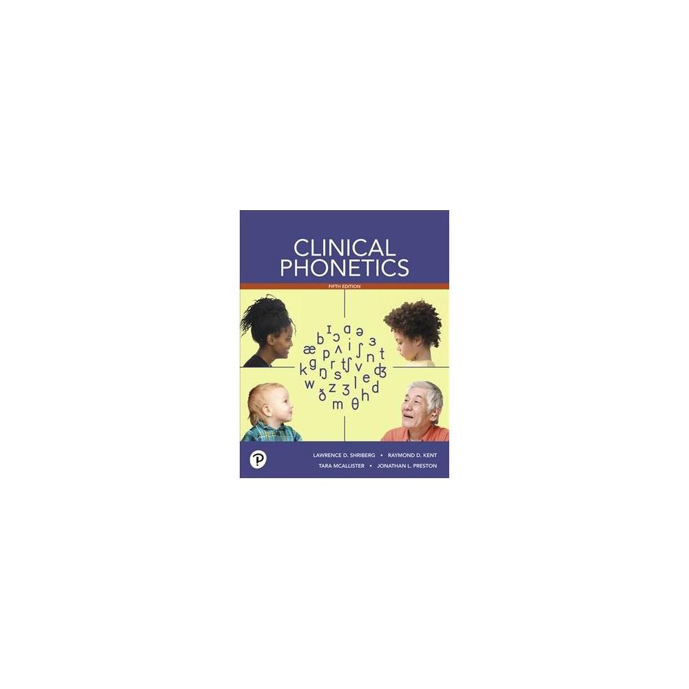Clinical Phonetics - (Paperback)
