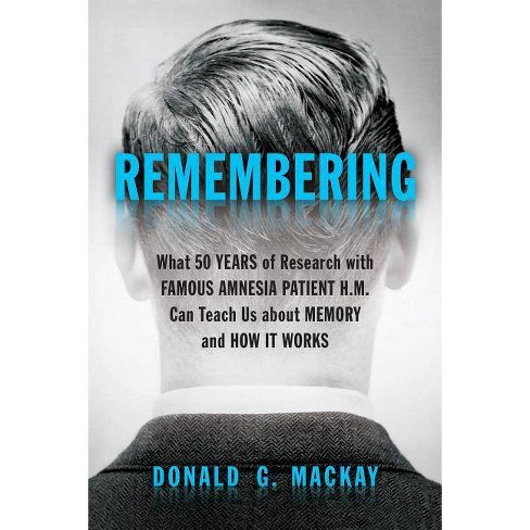 Remembering - by  Donald G MacKay (Hardcover) - image 1 of 1