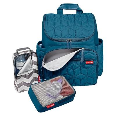 Skip Hop Forma Backpack, Peacock Blue