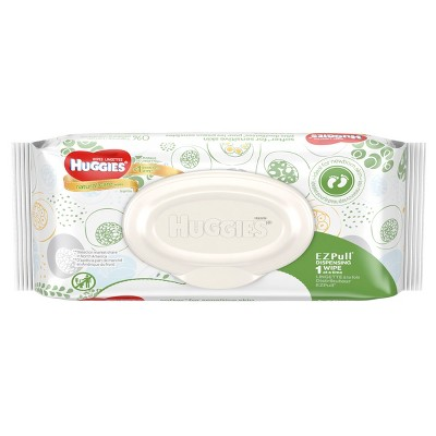 Huggies Natural Care Baby Wipes - 32ct