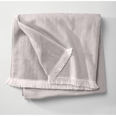 Flat Weave Bath Towel - Casaluna™ - image 1 of 4