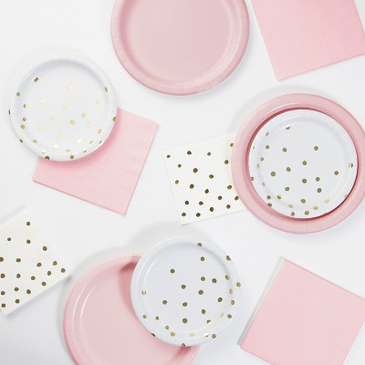 Party Kit Pink White