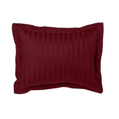 500 Thread Count Damask Pillow Sham - Fresh Ideas