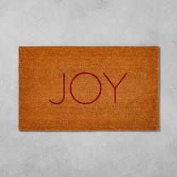"""18""""X30"""" Door Mat Joy - Hearth & Hand™ with Magnolia"""