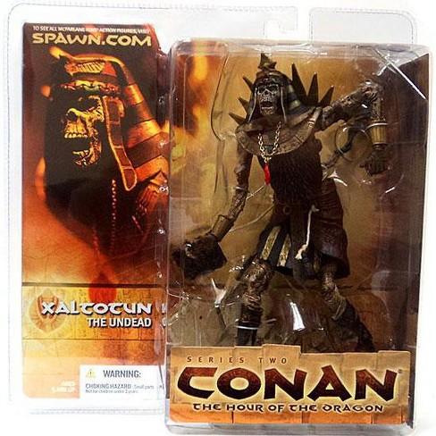 McFarlane Toys Conan the Barbarian The Hour of the Dragon Series 2 Xaltotun the Undead Action Figure - image 1 of 1