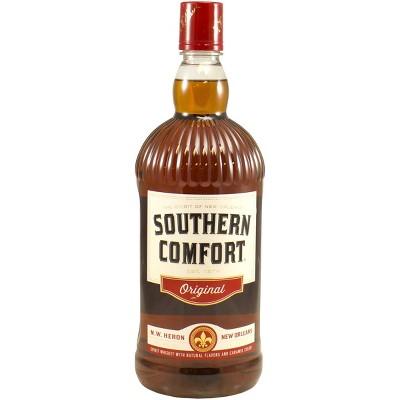Southern Comfort Original Whiskey - 1.75L Plastic Bottle